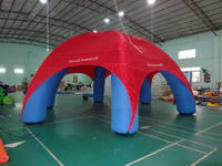 Commercial Grade Spider Inflatable Dome Tent for Show