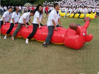 Kids Toys Inflatable Carpenterworm Games