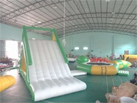 25 Foot Auqa Green Water Slide for Inflatable Water Parks
