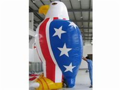 Advertising Balloon Character Eagle Helium Balloon for Show