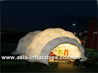 New Exciting LED Lights Pillow Tent Lighting Inflatable Pillow Tent for Sale