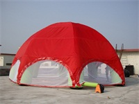 Customized 10m Diameter Spider Inflatable Dome Tent for Commercial Use