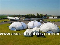 Customized Giant Inflatable Dome Tent for Stock
