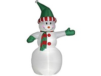 Giant Christmas Inflatable Snowman Decoration Prop