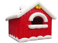 Gemmy Airblown Christmas Inflatable Decoration Inflatable Christmas House