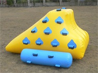 Rave Sports Floating Inflatable Climbing Iceberg 6 Foot High