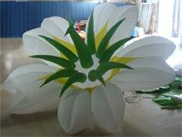 Holiday,Club,Party or Event Decoration LED Inflatable Flower 2m Diameter