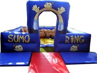 Adult & Junior Sumo Suit Set with Mat