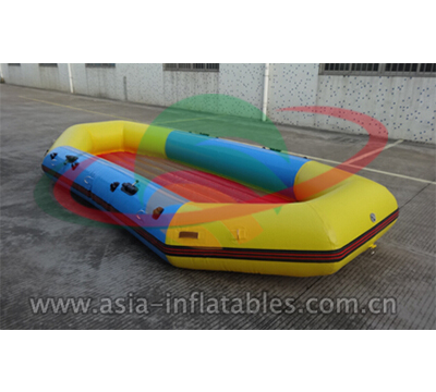 Single Inflatable Fishing Boat