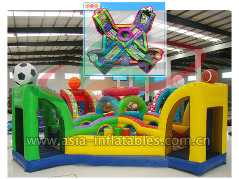Inflatable Multi Ball Sports