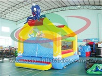 Octopus Jumping Castle Combo