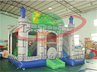 Dragon Inflatable Bounce House Castle Combo