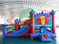Inflatable Slide Combo For Kids party