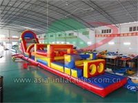 Giant Inflatable Obstacle Sports For Event