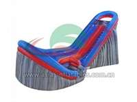 Inflatable Velocity Water Slide