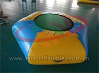 Water Park Inflatable Water Floating Trampoline