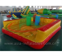 Mini Airtight Jumping Castle