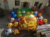 Inflatable Mirror Balloons Stage Decoration