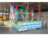 Inflatable Classical Castle Slide