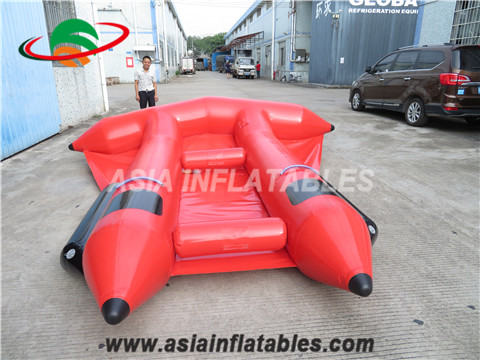 Customized Inflatable Frozen Flying Fish