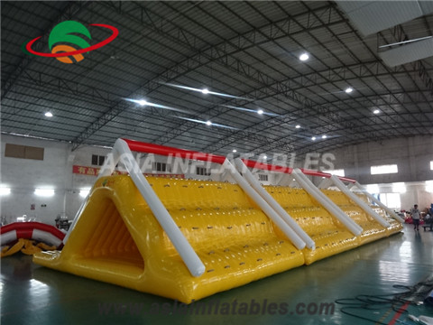 Inflatable Slide Water Park Summit Express for Sale