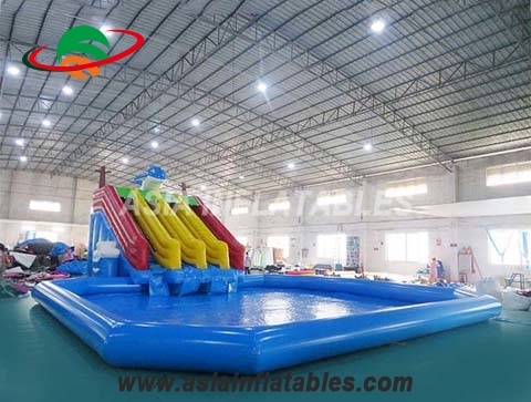 Dolphin Inflatable Water Amusement Park online