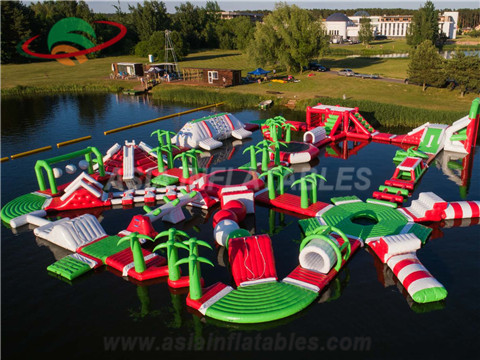 Commercial X-Sports Inflatable Water Park